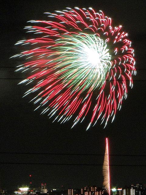 Edogawa Fireworks Festival
