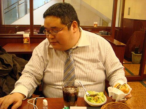 Mr. Tokumori