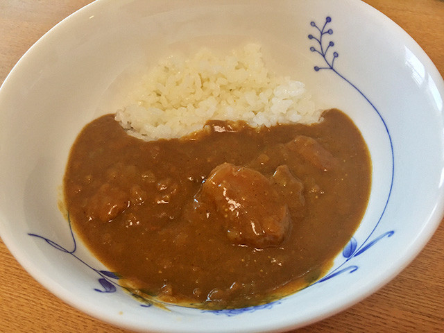 Ajikou's Beef Curry