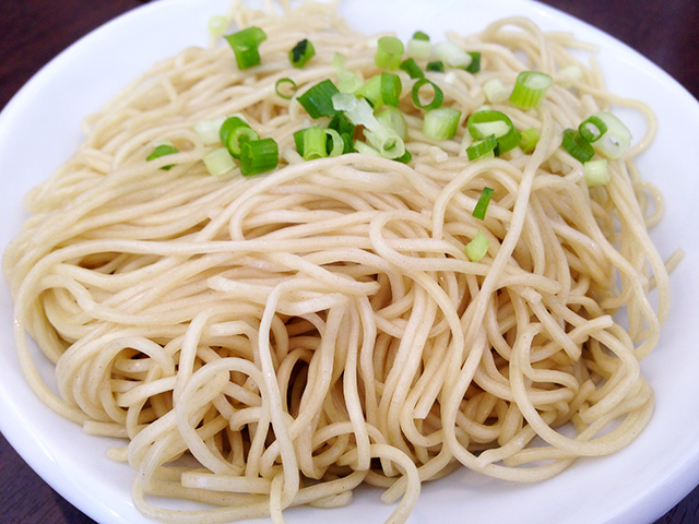 Additional Noodles