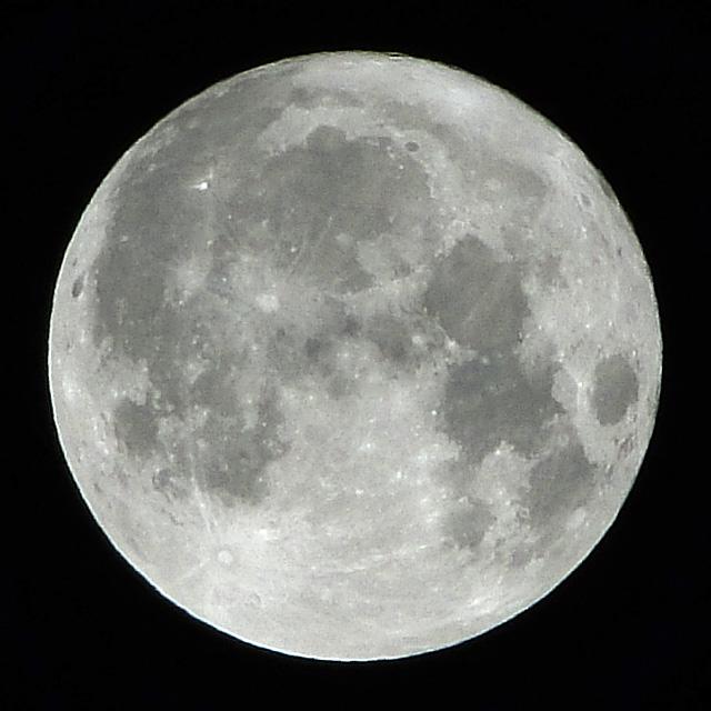 Extreme Super Full Moon