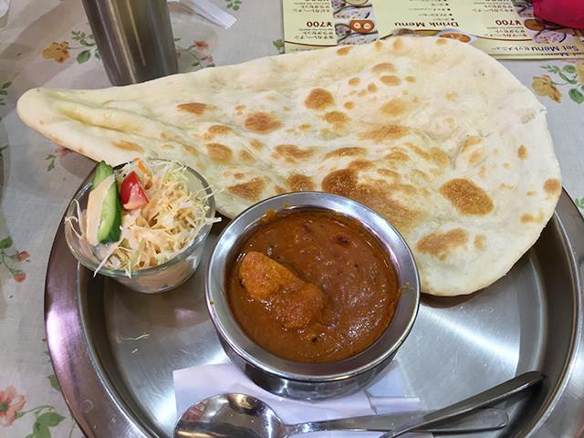 Geeta Special Hot Curry Set