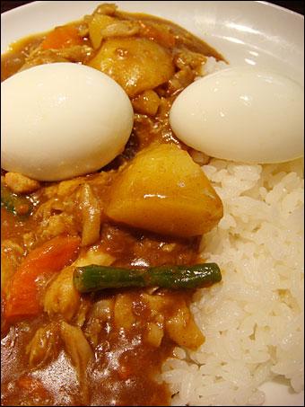 Kikaider Curry