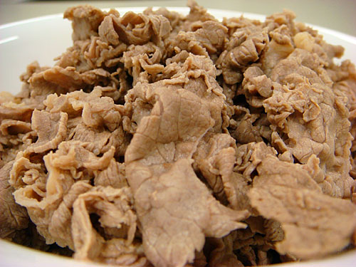 Boiled Beef