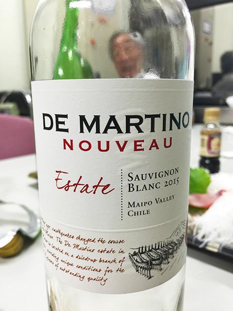 DE MARTINO NOUVEAU