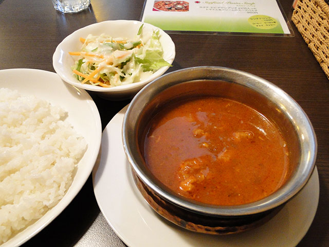 Chicken Curry Set