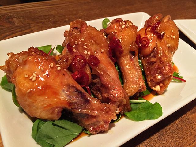 Hot Teriyaki Chicken