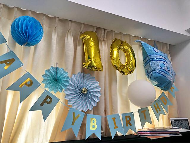 10th Birthday of Daughter MaCHO