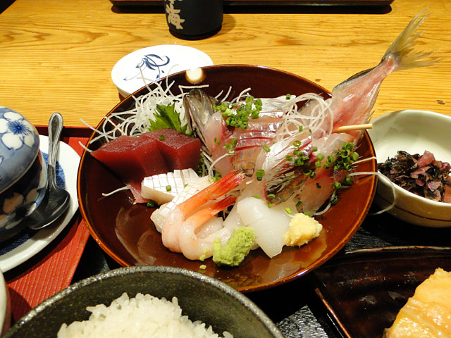 Assorted Sashimi Set