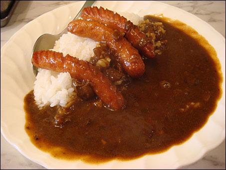 Sausage Curry