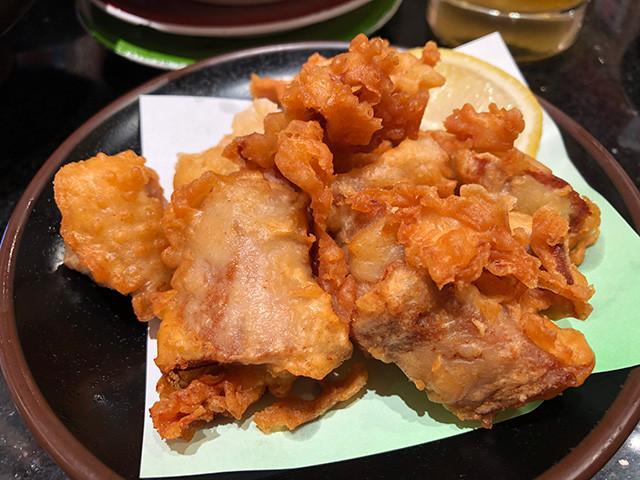 Fried Tuna