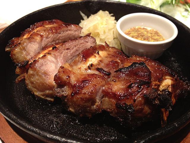 Grilled Iberian Pork