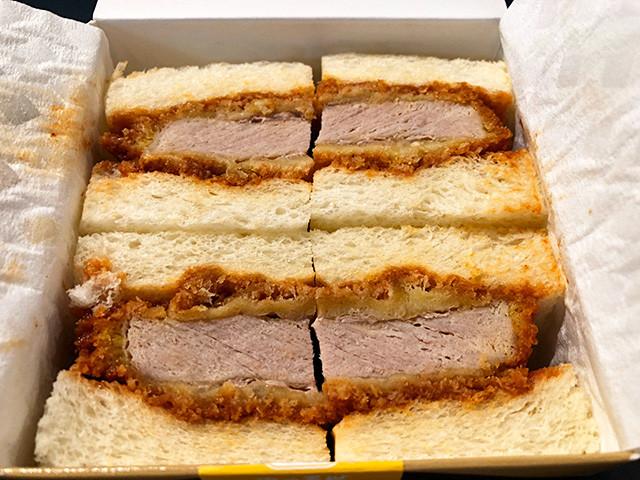 Fillet Cutlet Sandwich