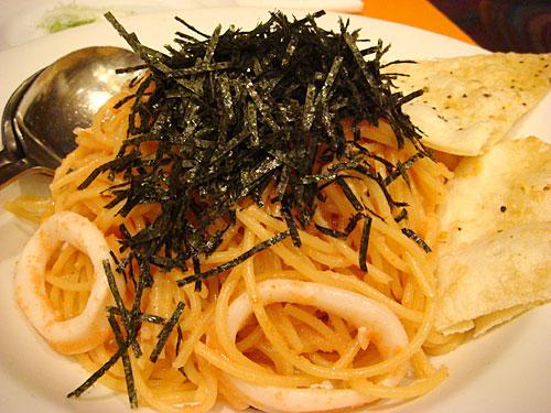 Mentaiko Spaghetti
