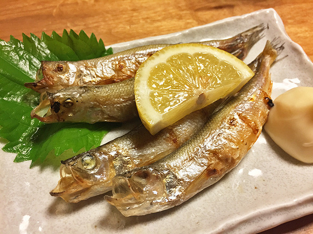 Shishamo Smelts