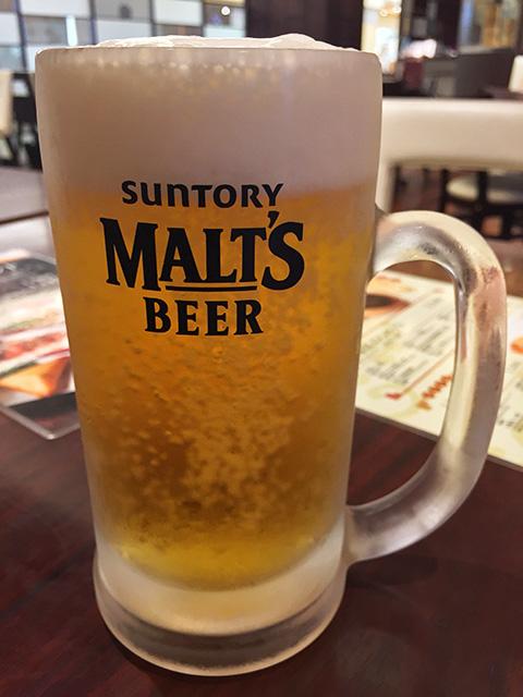 Suntory Malt's Draft