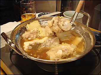 あんこう鍋