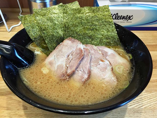 Roasted Pork Ramen