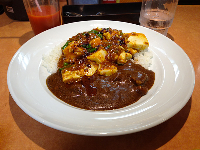 Mara Tofu Curry