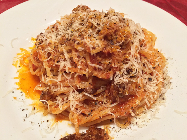 Bolognese with Minced Meat