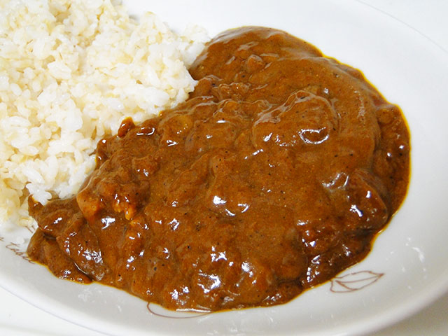 Beef Curry LEE (30-Fold Spiciness) with Sprouted Brown Rice