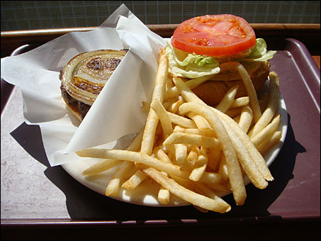 200G Burger