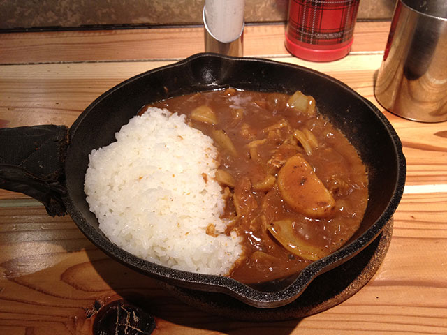 European-Style Beef Curry with Cocoa and Potatoes