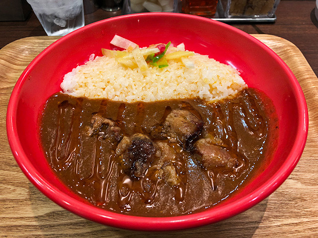 Beef Curry of Curry Smile
