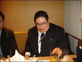 Mr. XL Beef Bowl and Mr. gaku
