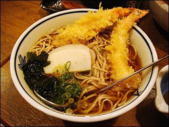 Toshikoshi Noodles