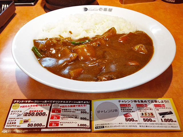 16th Grand Mother Curry