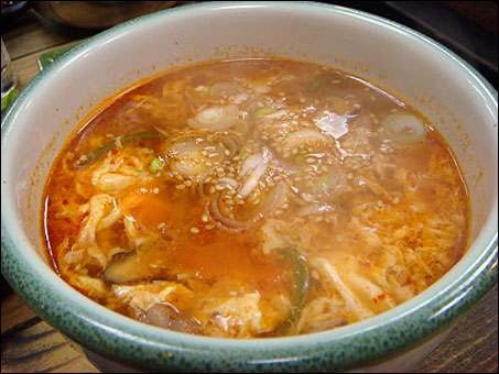 Bone-less Short Rib Soup