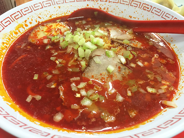 Super-Hot Szechuan Noodles