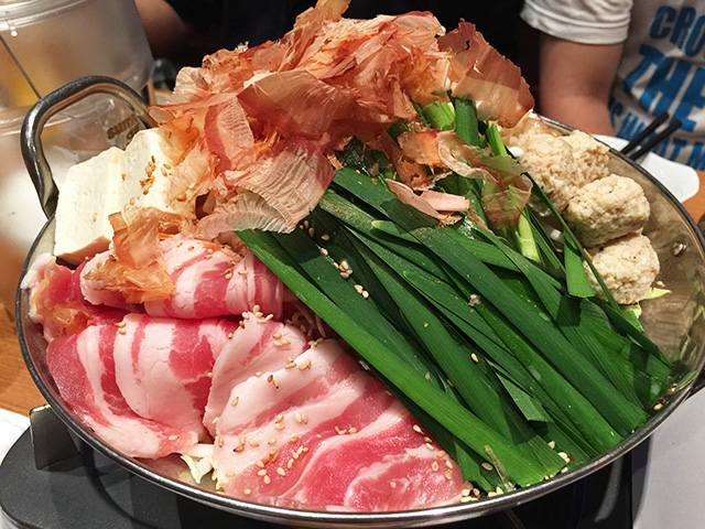 Yosenabe Hot Pot