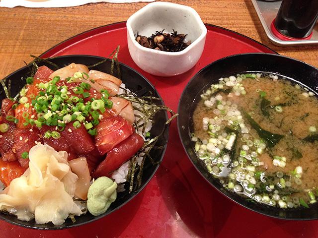 Seasoned Seafood Bowl