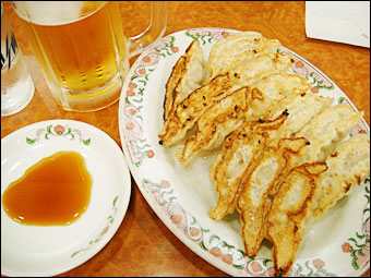 Dumplings and Beer