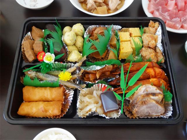 Chinese Osechi
