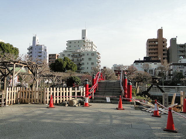 Kameido Tenjin Shrine