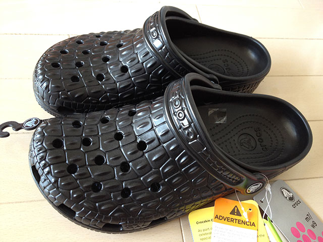 Crocs 10th Anniversary Edition