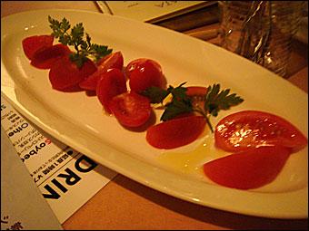 トマト盛り合わせ
