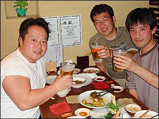 関東六稜阪大工応化会