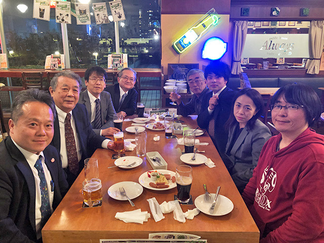 After the PSJ Annual Meeting 2019