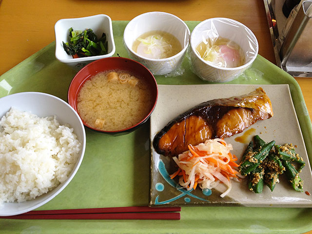 Special Set Meal with Soft-Boiled Eggs