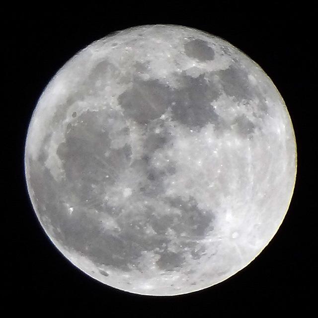 Full Moon 140116
