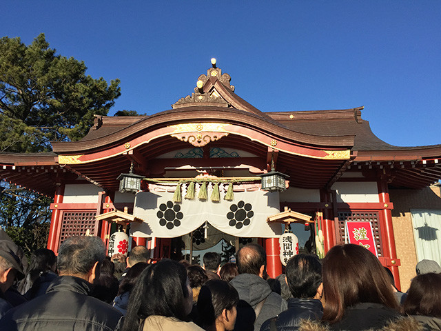 Inage Sengen Shrine