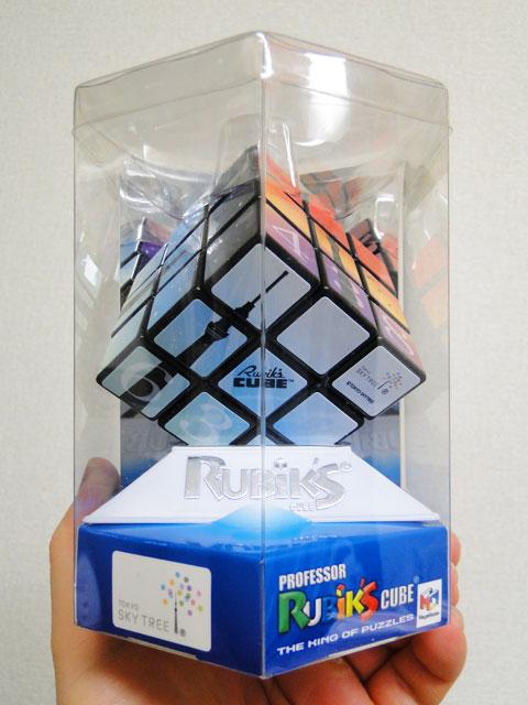 TOKYO SKY TREE Rubik's Cube