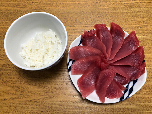 Tuna and Rice