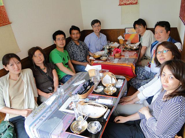 Farewell Lunch