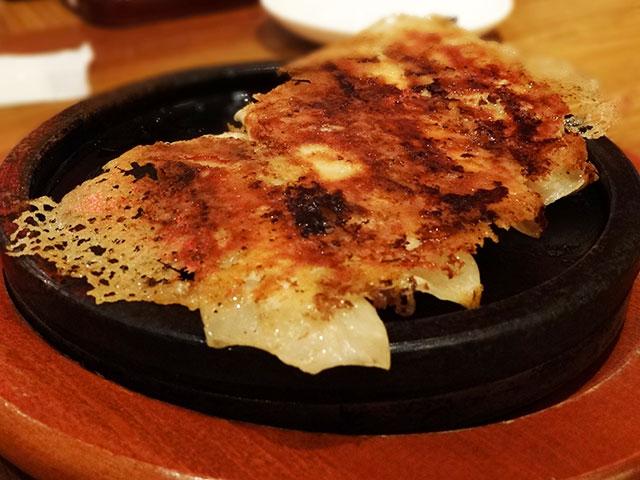 Fried Gyoza Dumplings