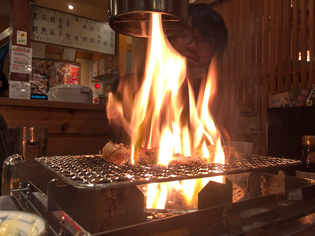 Burning Mr. Ogawa